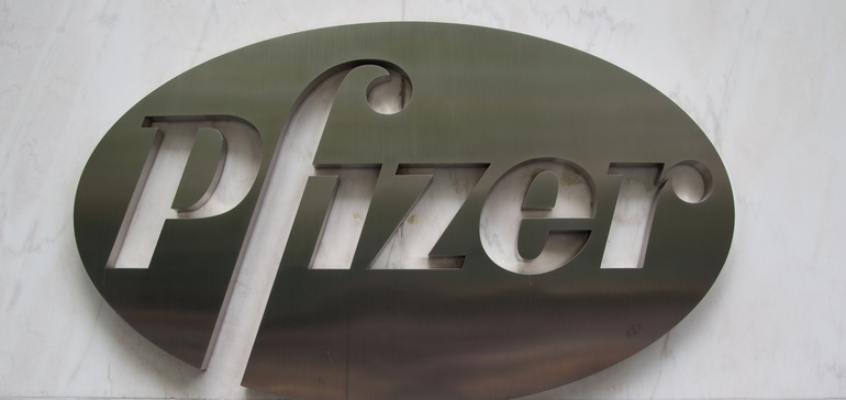 Pfizer strikes a deal with newly formed China biotech